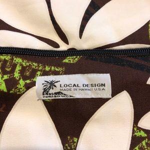 Made in Hawaii. Cinch backpack.